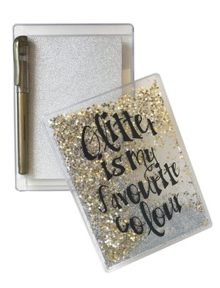Glitter is My Favourite Colour Stationery Box