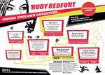 Ruby Redfort - Choose Your Own Adventure...
