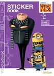 Despicable Me 3: Sticker Book