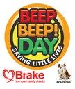 Beep Beep! Day logo