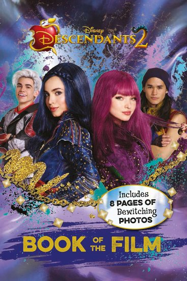Descendants 2: Book of the Film