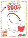 Paws off my Book Colouring Activity