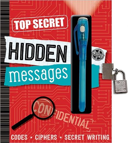 Top Secret Hidden Messages