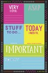 Big-Mouth Stuff to Do Post-It Journal