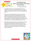 Story Stars Resource: Don't Wake the Yeti (5 pages)
