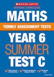 Termly Assessment Tests: Year 6 Maths Test C x 30