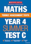 Termly Assessment Tests: Year 4 Maths Test C x 30