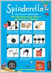 Spinderella Make a Spider Pom Pom (1 page)