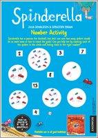 Spinderella Number Activity