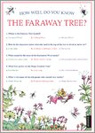 How Well Do You Know The Faraway Tree? (2 pages)