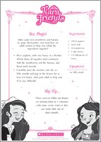 Tiara Friends Ice Pops Recipe