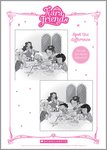 Tiara Friends Spot the Difference 2 (1 page)