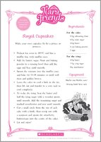 Tiara Friends Cupcake Recipe