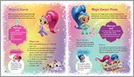 Shimmer & Shine: A Tale of Two Genies Activities (1 page)