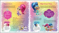 Shimmer & Shine: A Tale of Two Genies Activities