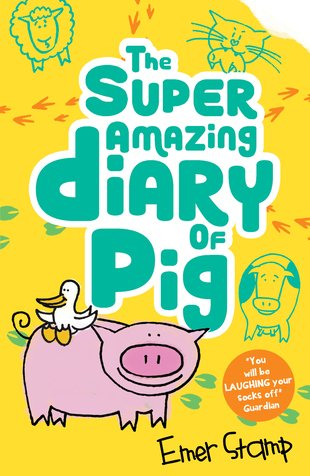The Super Amazing Diary of Pig