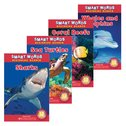 Smart Words Beginning Readers: Ocean Animals Pack x 4