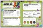 Animal Jam - Jammer Quiz (1 page)