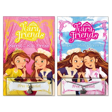 Tiara Friends Pair