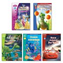 Disney Adventures in Reading Pack x 5