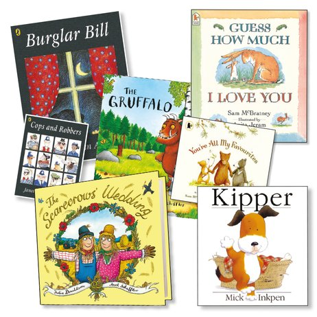 Classic Picture Books Pack x 7