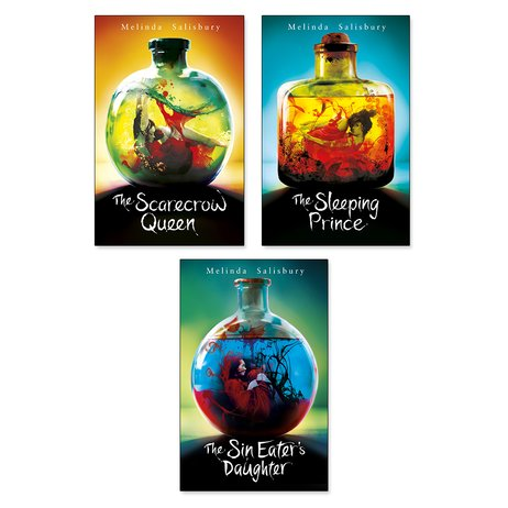 The Sin Eater's Daughter Trilogy