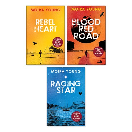 Blood Red Road Trilogy