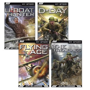 My Story: War Heroes Pack x 4
