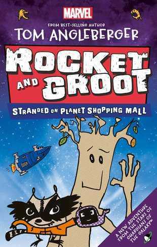 Marvel's Guardians of the Galaxy: Rocket and Groot - Stranded on Planet Shopping Mall