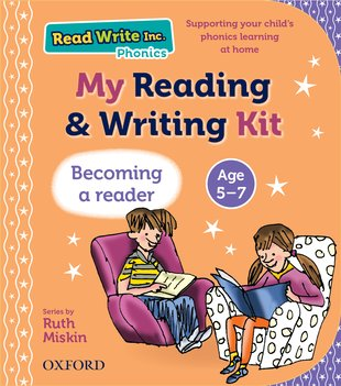 Read Write Inc: My Reading and Writing Kit - Becoming a Reader