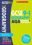 Geography AQA Revision and Exam Practice Book x 6