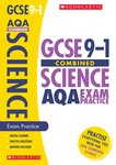 GCSE Grades 9-1: Combined Science AQA Exam Practice Book x 30