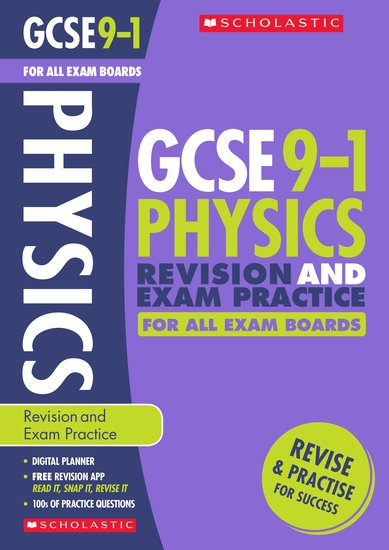 Physics Revision and Exam Practice Book for All Boards x 30