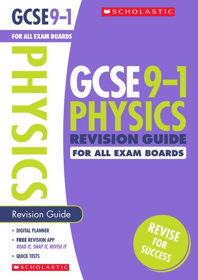 Physics Revision Guide for All Boards x 30