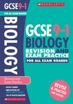 Biology Revision and Exam Practice Book for All Boards x 30