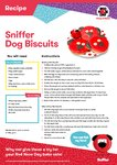 Sniffer Dog Biscuits recipe (1 page)
