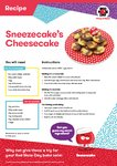 Sneezecake's Cheesecake recipe (1 page)