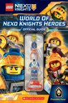 World of NEXO Knights Heroes Official Guide