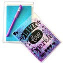 Live Love Sparkle Stationery Box