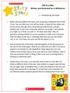 Story Stars Resource: Cat in a Box