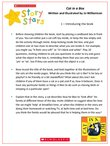 Story Stars Resource: Cat in a Box (5 pages)