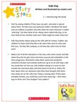 Story Stars Resource: Sofa Dog (4 pages)