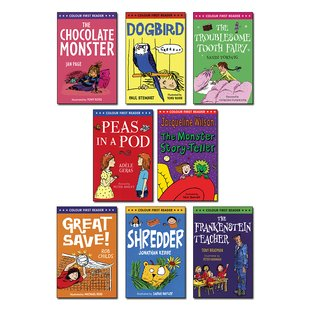 Colour First Readers Pack x 8