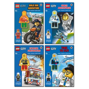 LEGO® City Activity Pack x 4