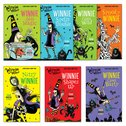 Winnie and Wilbur Pack x 7