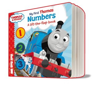 Thomas and Friends: My First Thomas - Numbers