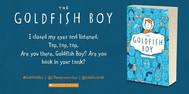 Goldfish Boy banner