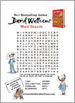 The World's Worst Children Wordsearch
