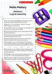Maths Mastery - Method 4