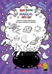 Big Book of Magical Mix Ups Colouring Activity Sheet (1 page)